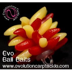 Asticots Evolution Carp Tackle Maggot Ball 'Ball Baits' (pop-up)