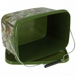 Seau Camouflage Rectangulaire