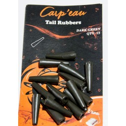 Tail Rubbers For Safety Lead Clips