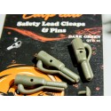 Safety Lead Clips with Pin